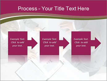Colleagues and Paperwork PowerPoint Templates - Slide 88