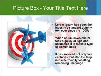 3D Darts PowerPoint Templates - Slide 13