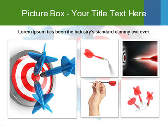 3D Darts PowerPoint Templates - Slide 19