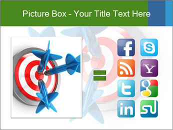 3D Darts PowerPoint Templates - Slide 21