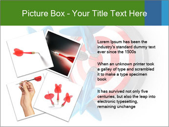 3D Darts PowerPoint Templates - Slide 23