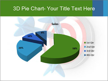 3D Darts PowerPoint Templates - Slide 35