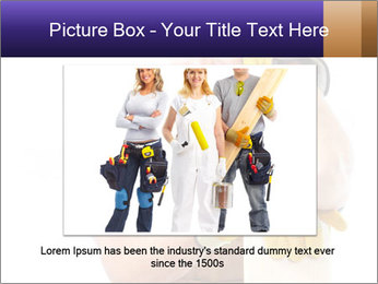 Smiling Builder PowerPoint Template - Slide 15