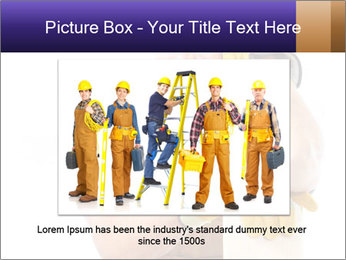 Smiling Builder PowerPoint Template - Slide 16