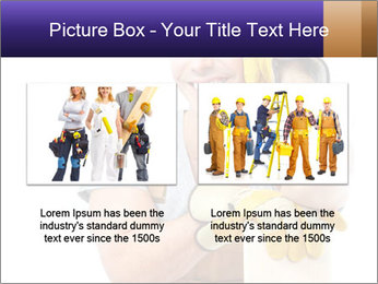 Smiling Builder PowerPoint Template - Slide 18