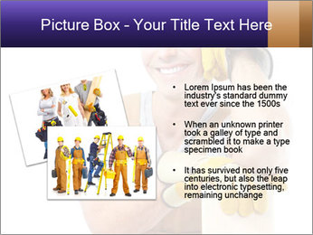 Smiling Builder PowerPoint Template - Slide 20