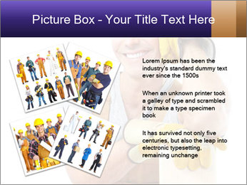 Smiling Builder PowerPoint Template - Slide 23