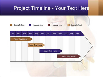Smiling Builder PowerPoint Template - Slide 25