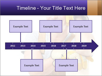 Smiling Builder PowerPoint Template - Slide 28