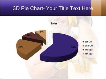 Smiling Builder PowerPoint Template - Slide 35