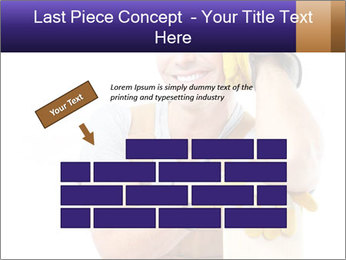 Smiling Builder PowerPoint Template - Slide 46