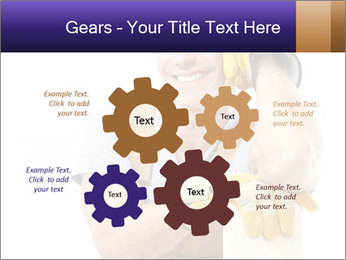 Smiling Builder PowerPoint Template - Slide 47