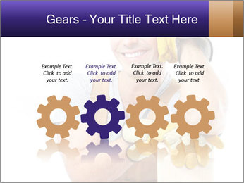 Smiling Builder PowerPoint Template - Slide 48