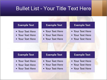 Smiling Builder PowerPoint Template - Slide 56