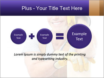 Smiling Builder PowerPoint Template - Slide 75