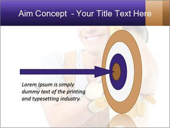 Smiling Builder PowerPoint Template - Slide 83