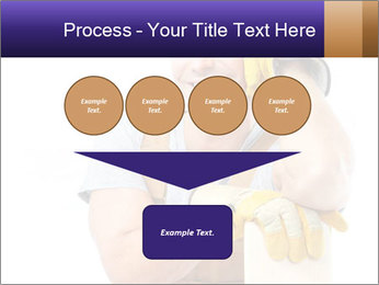 Smiling Builder PowerPoint Template - Slide 93