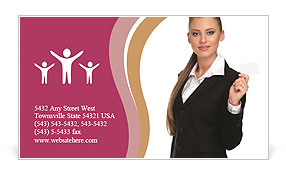 0000063740 Business Card Template