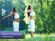 Sun Salutation PowerPoint Templates