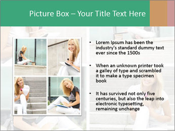 Student's Casual Day PowerPoint Templates - Slide 13