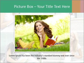 Student's Casual Day PowerPoint Templates - Slide 15