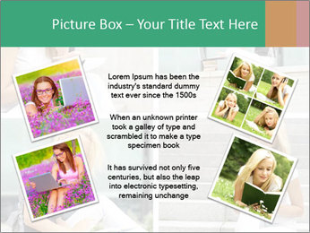Student's Casual Day PowerPoint Templates - Slide 24