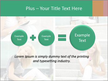 Student's Casual Day PowerPoint Templates - Slide 75
