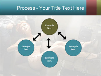 Model and Beauty Salon PowerPoint Templates - Slide 91