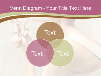 Woman with Red Short Hairstyle PowerPoint Template - Slide 33