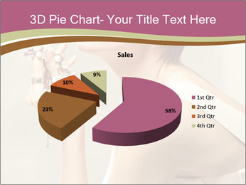 Woman with Red Short Hairstyle PowerPoint Templates - Slide 35