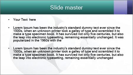 3D Balls PowerPoint Template - Slide 2