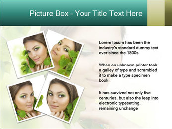 Eco Treatment PowerPoint Template - Slide 23