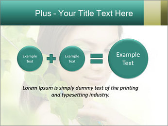Eco Treatment PowerPoint Template - Slide 75