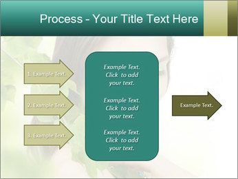 Eco Treatment PowerPoint Template - Slide 85