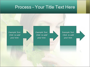 Eco Treatment PowerPoint Template - Slide 88