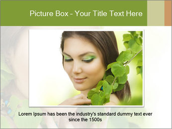 Eco Beauty Treatment PowerPoint Templates - Slide 15