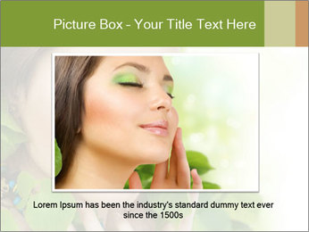 Eco Beauty Treatment PowerPoint Templates - Slide 16
