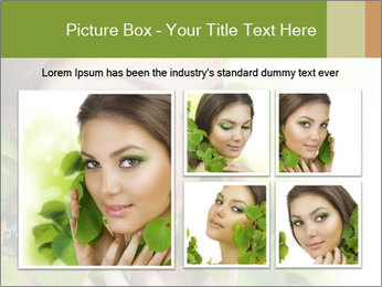 Eco Beauty Treatment PowerPoint Templates - Slide 19