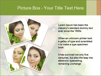 Eco Beauty Treatment PowerPoint Templates - Slide 23