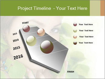 Eco Beauty Treatment PowerPoint Templates - Slide 26