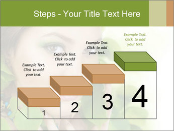 Eco Beauty Treatment PowerPoint Templates - Slide 64