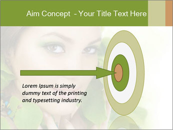Eco Beauty Treatment PowerPoint Templates - Slide 83