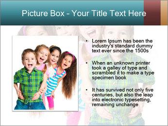 Smily Kids PowerPoint Templates - Slide 13