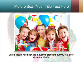 Smily Kids PowerPoint Templates - Slide 15