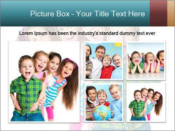Smily Kids PowerPoint Templates - Slide 19