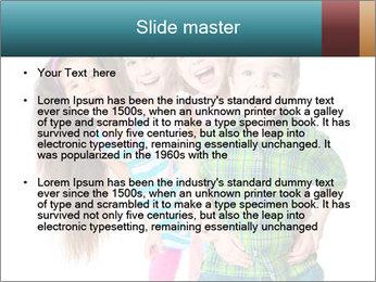 Smily Kids PowerPoint Templates - Slide 2