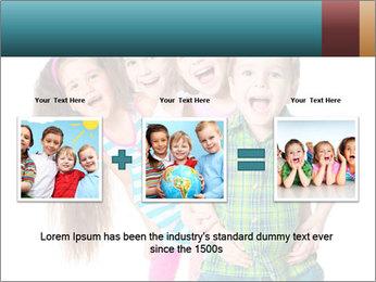Smily Kids PowerPoint Templates - Slide 22