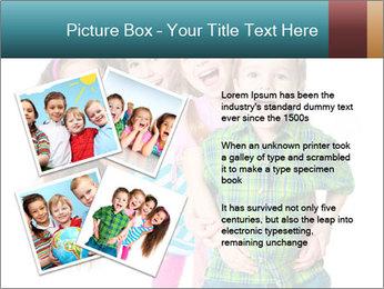Smily Kids PowerPoint Templates - Slide 23