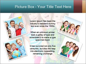 Smily Kids PowerPoint Templates - Slide 24