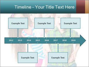 Smily Kids PowerPoint Templates - Slide 28